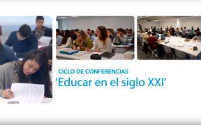 'Educar en el siglo XXI' | Carlos Magro