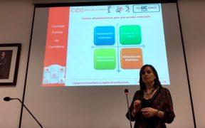 Nuevas alfabetizaciones para una escuela conectada por Rosa García