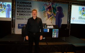 Proyecto Crece. El Diario Montañés. David Bueno i Torrens explica la herencia genética